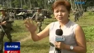 getlinkyoutube.com-Saksi: 2 kampo ng BIFF na mistulang bomb factory, nakubkob ng militar