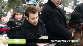 Warszawa pożegnała Gabrielę Kownacką