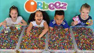 getlinkyoutube.com-ORBEEZ Challenge #3 | Super Sour Warheads | MLP | Shopkins | LPS Prizes  | Toys AndMe