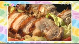 getlinkyoutube.com-健康新煮流~豚食料理饗宴(2)橙汁咕咾肉、港式燒豬