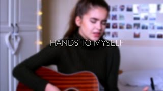 getlinkyoutube.com-Hands to Myself - Selena Gomez / Cover by Jodie Mellor