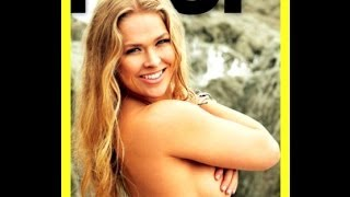 getlinkyoutube.com-ESPN SPORTS - RONDA ROUSEY  - PLAYBOY GERMANY