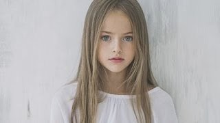 getlinkyoutube.com-俄羅斯小蘿莉 9歲超模 有「性暗示」?母批你一定是戀童癖