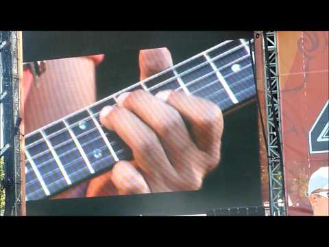Gugun Blues Shelter - Funk # 1 - Hardrock Calling 2011