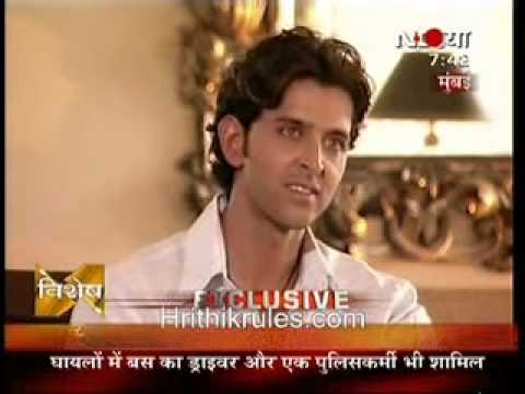 Hrithik Interview on Ndtv India Part 2 -Jodhaa Akbar - YouTube