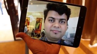 getlinkyoutube.com-Xiaomi Mi Pad 2 India Hands on Overview, Camera and Features