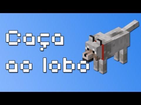 MINECRAFT - CAÇA AOS LOBOS