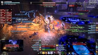 getlinkyoutube.com-ESO Vet Maw of Lorkhaj - Rakkhat Sorc 35.3k DPS