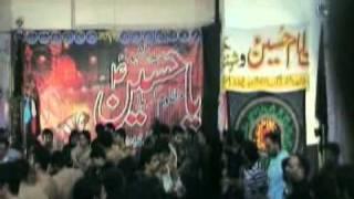 Farsi Noha ABBAS(a.s.) YA ABBAS(a.s.) Shab-e-Ashoor 1433 AH 2011 macerata italy