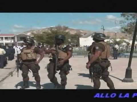 "POLICE NATIONALE D'HAITI - OPERATION "" AMBA KOD "" SUITE"