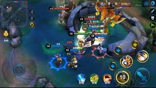 getlinkyoutube.com-ตัวอย่างเกมส์ King Of Glory - MOBA 5vs5