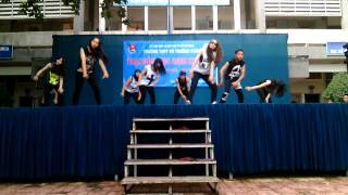 getlinkyoutube.com-Twerk it like Miley | Dance cover by DM.Crew