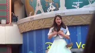 getlinkyoutube.com-『Belle → When Will My Life Begin?』Miracle Vell Magic Show 1部 2015/2/28