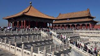 getlinkyoutube.com-Forbidden City, Beijing, China in 4K (Ultra HD)