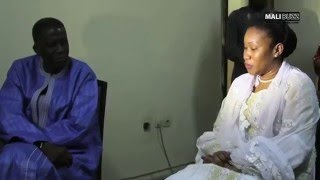 Le ministre N'Diaye Ramatoulaye Diallo visite le CNCM