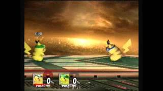 getlinkyoutube.com-SSBB Tutorials: Pikachu