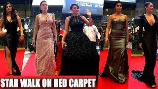 getlinkyoutube.com-Glamorous Star Walk || Red Carpet || Micromax Siima 2015