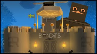 getlinkyoutube.com-Unturned Building - BANDIT CASTLE BASE!