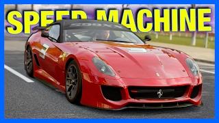 getlinkyoutube.com-Forza Horizon 3 Online : Speed Machine!! #Forzathon