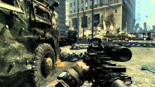 getlinkyoutube.com-Call of Duty 8 Modern Warfare 3 - Acto 1 Mision 1 Martes Negro - PARTE 1 Español HD