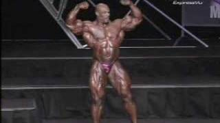 getlinkyoutube.com-Ronnie Coleman 2003 olympia routine