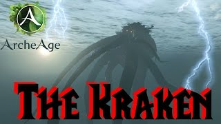Archeage : The Kraken