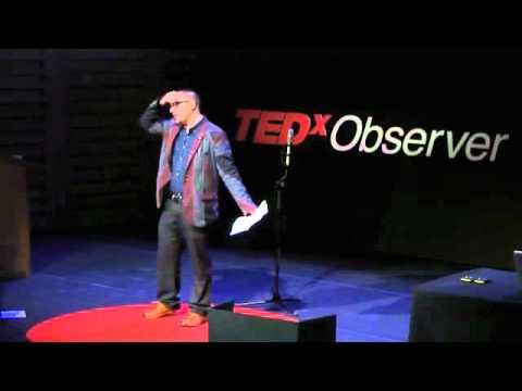 TEDxObserver - Cory Doctorow