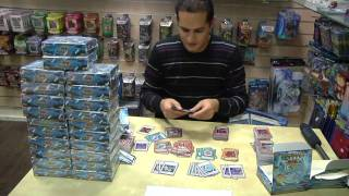 Yugioh! 2009 Edition Arsenal Mysterieux - www.ultrajeux.com (Open The Box)