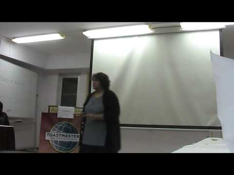 Young Adult Toastmasters Club - 76 - CCP10 - TM Fatima Al Attar