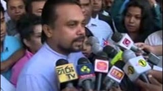Wimal Weerawansa arrested