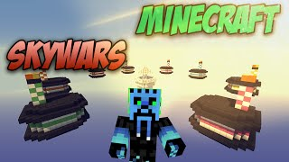 Minecraft SkyWars #44 - La tattica della porta w/ DarkFolle