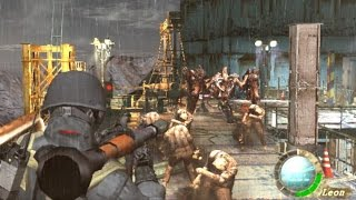 getlinkyoutube.com-Resident evil 4 FINAL MODO IMPOSIBLE PLAYSTATION 2