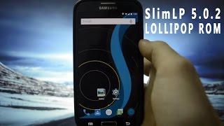getlinkyoutube.com-SlimLP 5.0.2 Alpha - Samsung Galaxy S4 Lollipop Slim Rom - Fast & Smooth - WICKED ANDROID HD