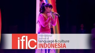 getlinkyoutube.com-IFLC Indonesia 2015 - Zahra From Indonesia