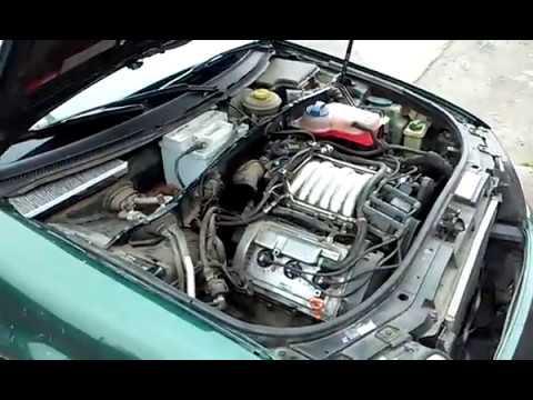 Раскаксовка двигателя AUDI A6