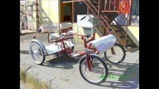 getlinkyoutube.com-isteğe göre 3 - 4 tekerli el yapımı bisiklet