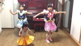 getlinkyoutube.com-【ハピネスチャージプリキュア! 】パーティハズカム 踊ってみた。(仮)?