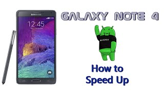 getlinkyoutube.com-How to Speed Up the Galaxy Note 4