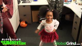 getlinkyoutube.com-Three Year Old Beyonce Dancer Does It Again - No Judgment Zone