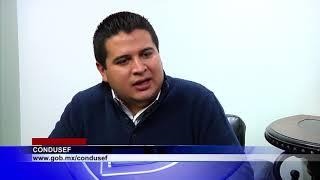 Segunda parte de la entrevista al Ing. Aurelio Castro representante de la CONDUSEF.