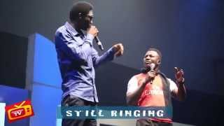 getlinkyoutube.com-STILL RINGING: BISHOP OYEDEPO FALLS FROM HIS SEAT AFFTER WATCHING THIS COMEDIAN