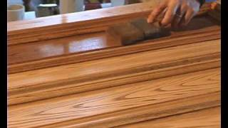 getlinkyoutube.com-faux woodgrain oak professional