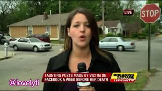 getlinkyoutube.com-TN~mother of 4 posts fight video on facebook her & husband end up dead