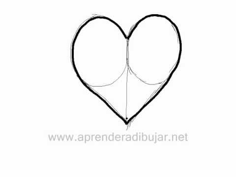 Videos Related To 'como Dibujar Un Corazon - Dibujos De Amor