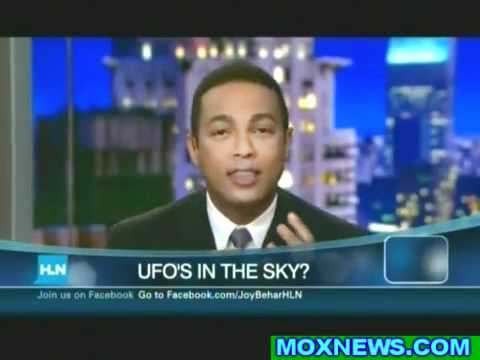 UFO: Leslie Kean, Nick Pope, Fife Symington, and James Fox on CNN Aug 24 2011, Part 1 of 2