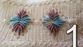 getlinkyoutube.com-عمل الكوزة بالكروشي كأنها بالراندة الجزء 1/ Crochet / Randa / مع أم سعد عبد الله