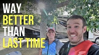 RV Living Travel Day to Fort Collins, Colorado
