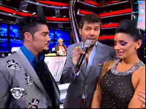 Showmatch 2010 - Fort, Lo Re y un beso muy apasionado