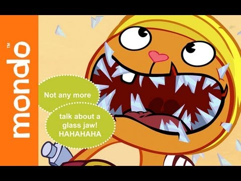 Happy Tree Friends - Shard at Work Blurb