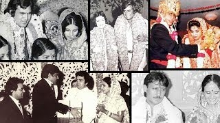 getlinkyoutube.com-Rare Unseen Wedding Album Of Bollywood Actors